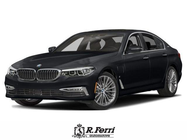 2018 BMW 530e xDrive iPerformance (Stk: 26585) in Woodbridge - Image 1 of 9