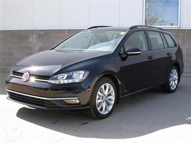 2019 Volkswagen Golf SportWagen 1.8 TSI Highline (Stk: 190235) in Regina - Image 1 of 42