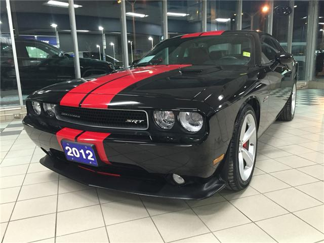 2012 Dodge Challenger SRT8 392 (Stk: A8025A) in Ottawa - Image 1 of 26