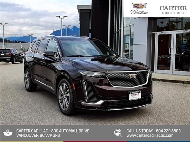 2020 Cadillac XT6 Premium Luxury (Stk: D78540) in North Vancouver - Image 1 of 24