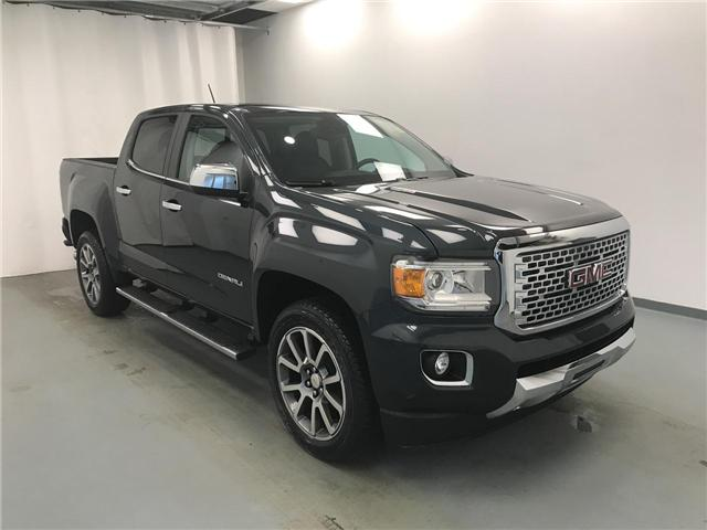 2018 GMC Canyon Denali (Stk: 189996) in Lethbridge - Image 2 of 19