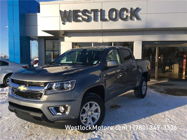 2018 Chevrolet Colorado LT (Stk: 18T105) in Westlock - Image 1 of 22