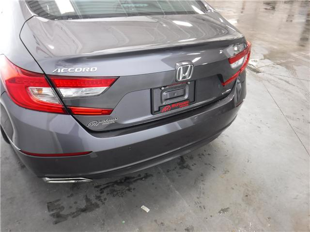 2018 Honda Accord Touring (Stk: 1302) in Lethbridge - Image 7 of 16
