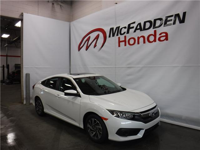 2018 Honda Civic EX (Stk: 1320) in Lethbridge - Image 1 of 16