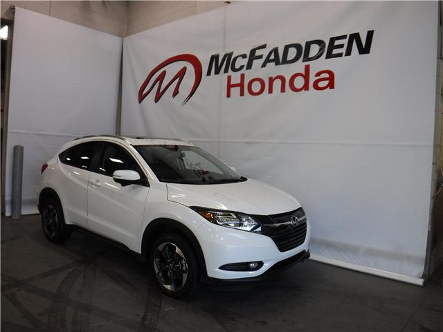 2018 Honda HR-V EX-L (Stk: 1308) in Lethbridge - Image 1 of 17