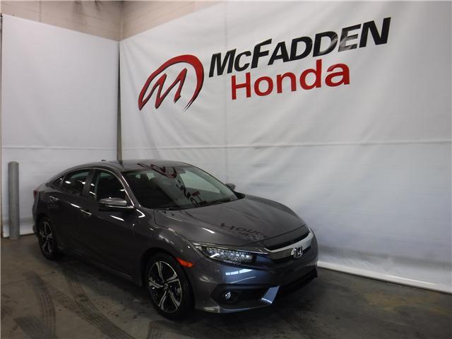2018 Honda Civic Touring (Stk: 1305) in Lethbridge - Image 1 of 17