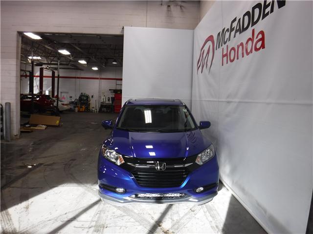 2018 Honda HR-V EX-L (Stk: 1309) in Lethbridge - Image 5 of 18