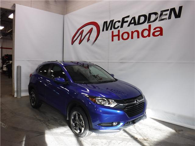 2018 Honda HR-V EX-L (Stk: 1309) in Lethbridge - Image 1 of 18