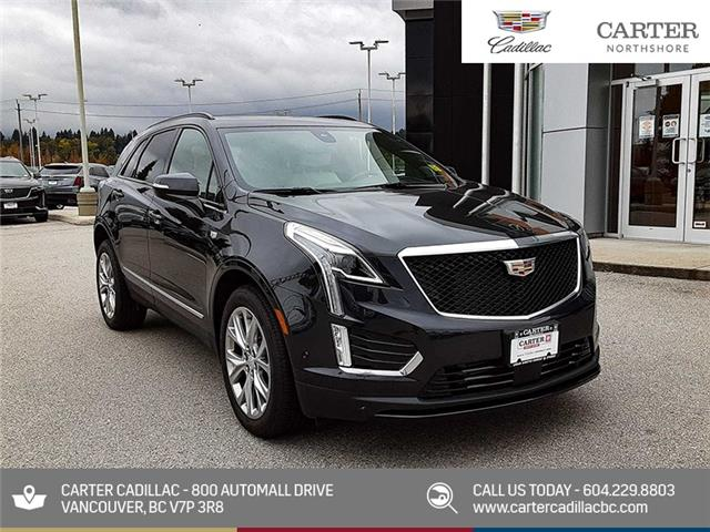 2020 Cadillac XT5 Sport (Stk: D93280) in North Vancouver - Image 1 of 23