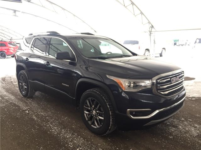 2018 GMC Acadia SLT-1 (Stk: 161394) in AIRDRIE - Image 1 of 27