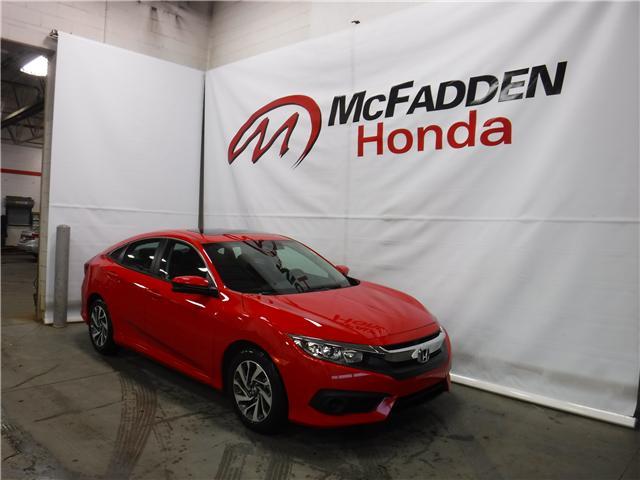 2018 Honda Civic EX (Stk: 1335) in Lethbridge - Image 1 of 16