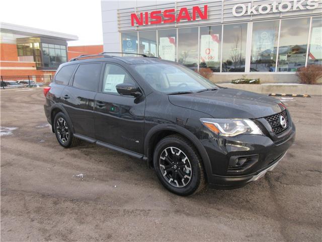 2020 Nissan Pathfinder SL Premium (Stk: 11052) in Okotoks - Image 1 of 33