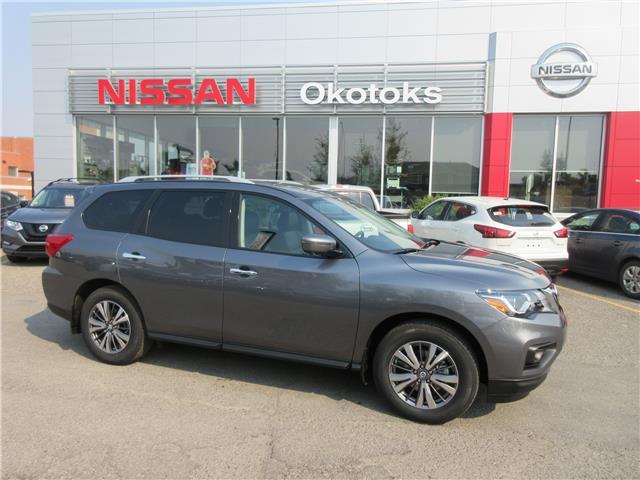 2020 Nissan Pathfinder SL Premium (Stk: 11091) in Okotoks - Image 1 of 28