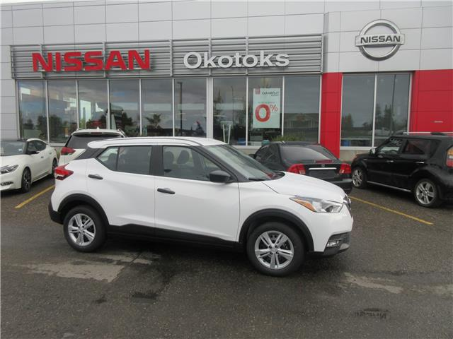 2020 Nissan Kicks S (Stk: 11105) in Okotoks - Image 1 of 20