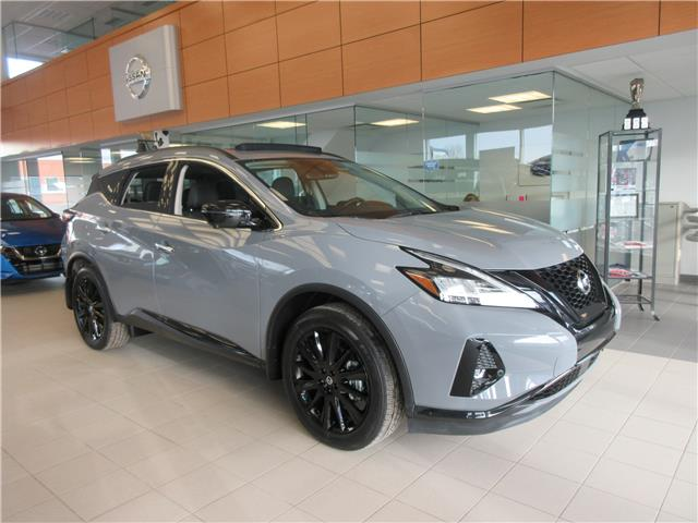 2021 Nissan Murano Midnight Edition (Stk: 11179) in Okotoks - Image 1 of 25