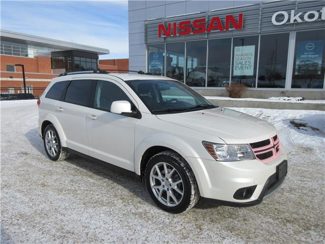 2014 Dodge Journey SXT (Stk: 10611) in Okotoks - Image 1 of 32