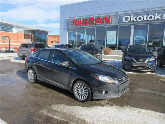 2012 Ford Focus Titanium (Stk: 11283) in Okotoks - Image 1 of 24
