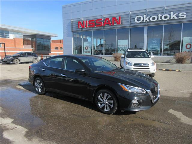 2020 Nissan Altima 2.5 S (Stk: 11140) in Okotoks - Image 1 of 21