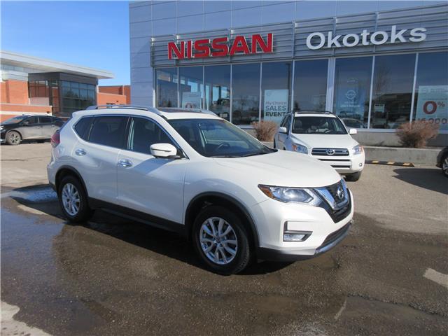 2017 Nissan Rogue SV (Stk: 5855) in Okotoks - Image 1 of 27