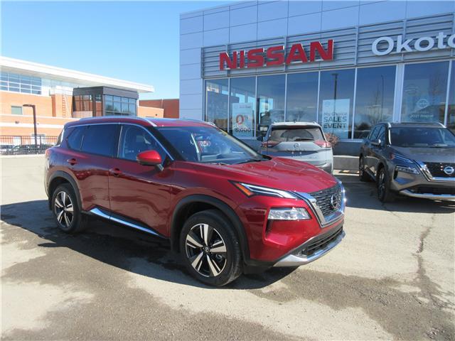 2021 Nissan Rogue Platinum (Stk: 11365) in Okotoks - Image 1 of 32