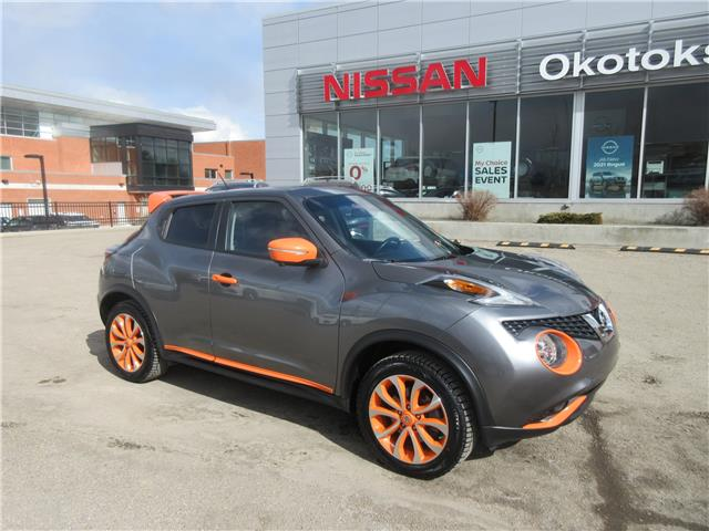 2016 Nissan Juke SL (Stk: 11329) in Okotoks - Image 1 of 24