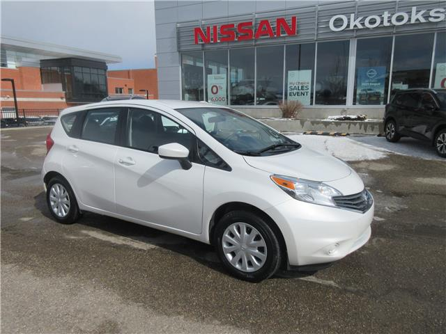 2016 Nissan Versa Note 1.6 S (Stk: 2085) in Okotoks - Image 1 of 23