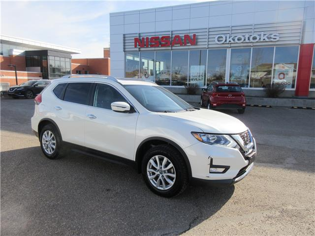 2017 Nissan Rogue SV (Stk: 8575) in Okotoks - Image 1 of 25