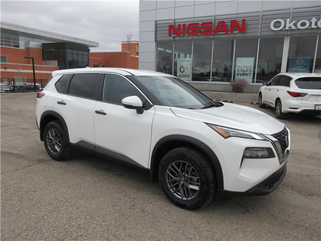 2021 Nissan Rogue S (Stk: 11266) in Okotoks - Image 1 of 25