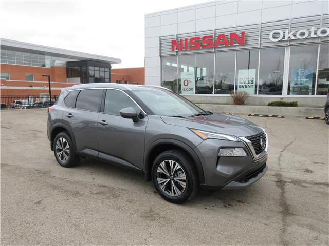 2021 Nissan Rogue SV (Stk: 11402) in Okotoks - Image 1 of 29