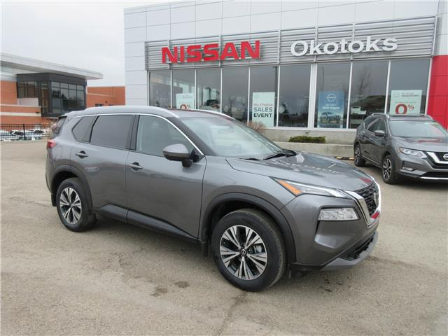 2021 Nissan Rogue SV (Stk: 11150) in Okotoks - Image 1 of 32