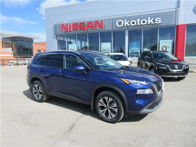 2021 Nissan Rogue SV (Stk: 11127) in Okotoks - Image 1 of 26