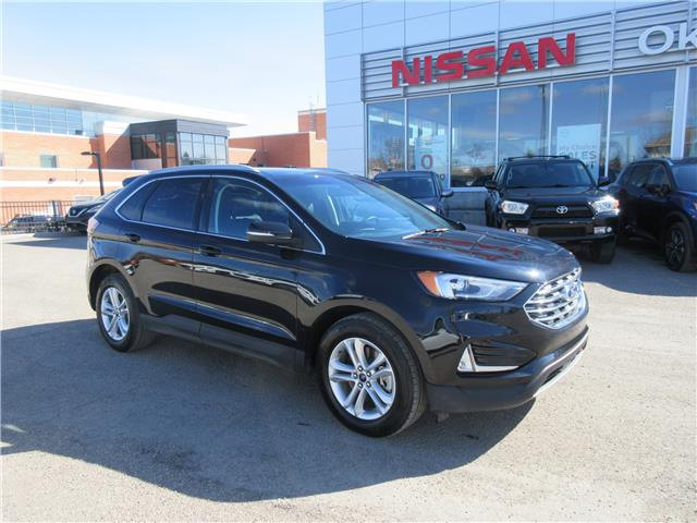 2020 Ford Edge SEL (Stk: 11385) in Okotoks - Image 1 of 26