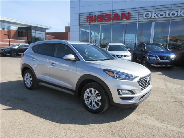 2020 Hyundai Tucson Preferred (Stk: 11136) in Okotoks - Image 1 of 27