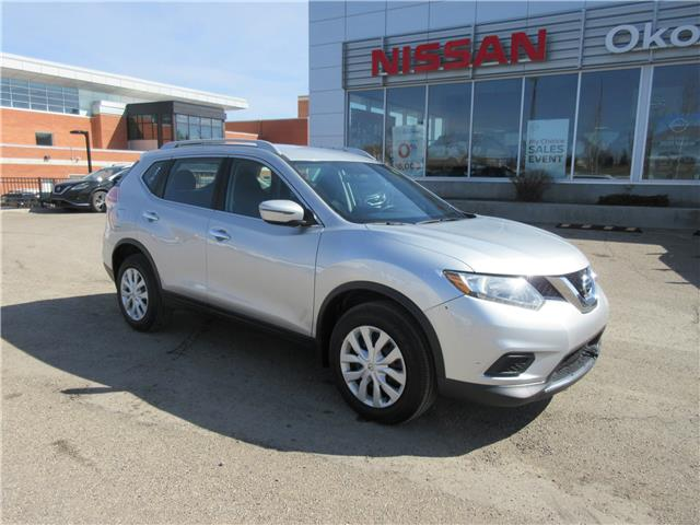 2016 Nissan Rogue S (Stk: 11205) in Okotoks - Image 1 of 26