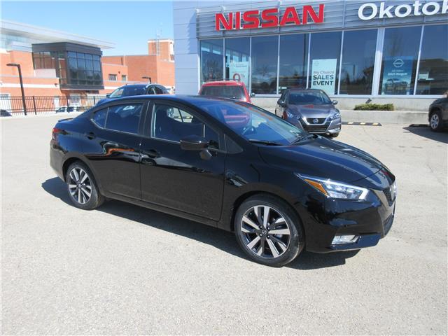 2021 Nissan Versa SR (Stk: 11196) in Okotoks - Image 1 of 21