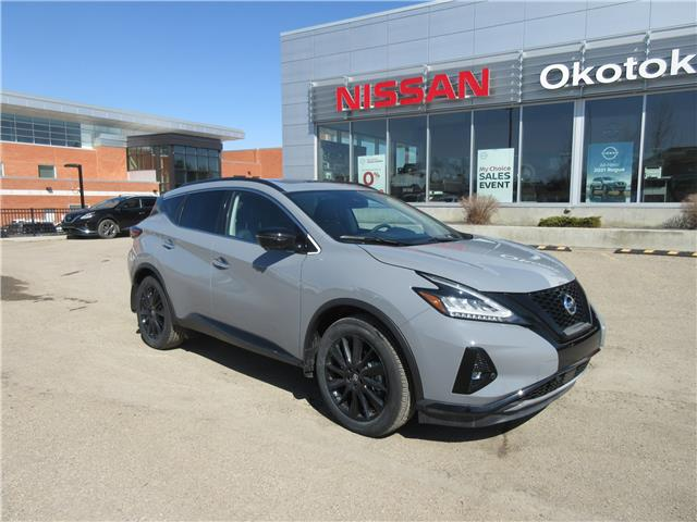 2021 Nissan Murano Midnight Edition (Stk: 11237) in Okotoks - Image 1 of 30