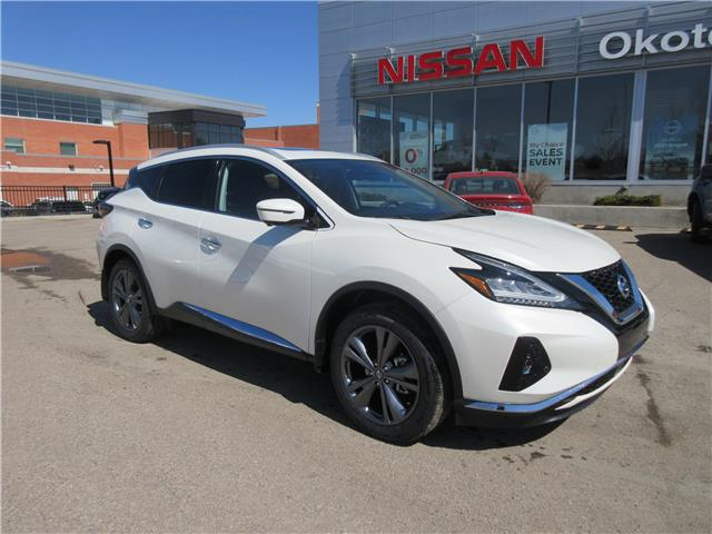 2021 Nissan Murano Platinum (Stk: 11447) in Okotoks - Image 1 of 26