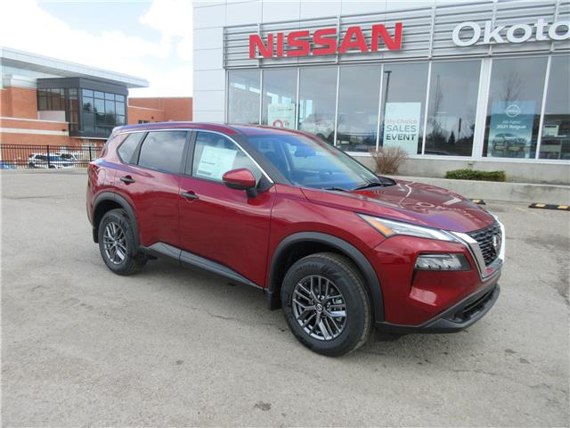 2021 Nissan Rogue S (Stk: 11442) in Okotoks - Image 1 of 24
