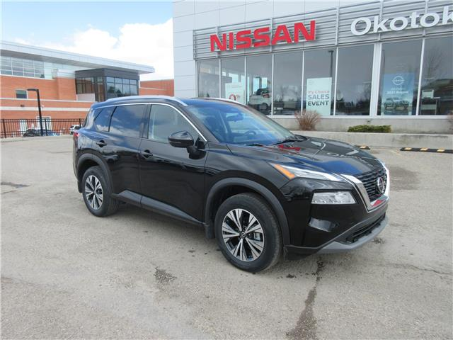 2021 Nissan Rogue SV (Stk: 11177) in Okotoks - Image 1 of 27