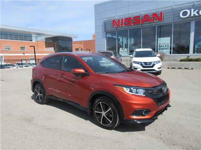 2019 Honda HR-V Sport (Stk: 11458) in Okotoks - Image 1 of 26
