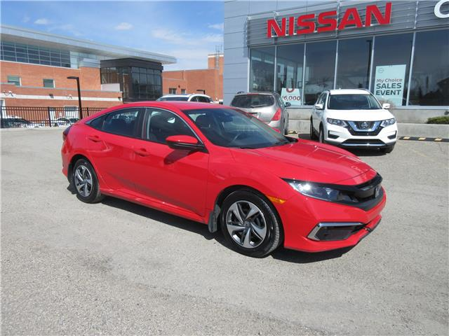 2020 Honda Civic LX (Stk: 11477) in Okotoks - Image 1 of 22