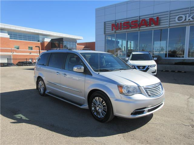2011 Chrysler Town & Country Limited (Stk: 11480) in Okotoks - Image 1 of 31