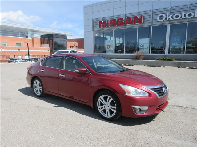 2013 Nissan Altima 3.5 SL (Stk: 11465) in Okotoks - Image 1 of 26