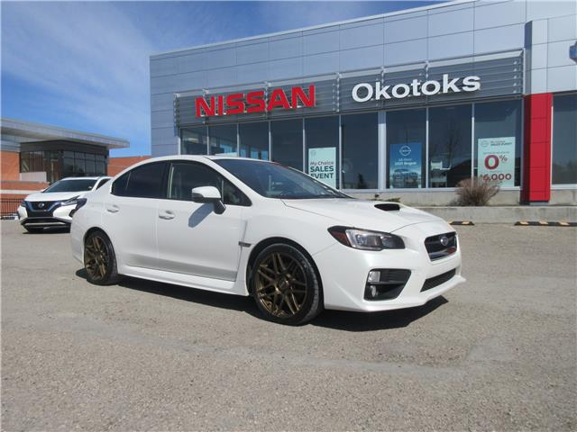 2017 Subaru WRX Sport-tech (Stk: 11498) in Okotoks - Image 1 of 22