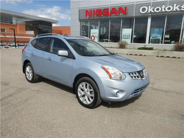 2011 Nissan Rogue  (Stk: 3454) in Okotoks - Image 1 of 22