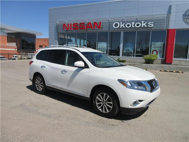 2015 Nissan Pathfinder SL (Stk: 11321) in Okotoks - Image 1 of 31