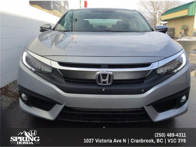 2018 Honda Civic Touring (Stk: H01445) in North Cranbrook - Image 7 of 20