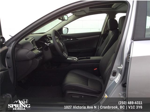 2018 Honda Civic Touring (Stk: H01445) in North Cranbrook - Image 15 of 20