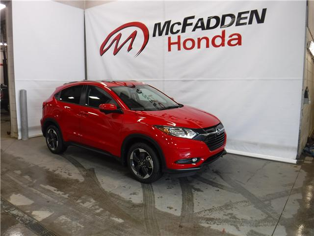 2018 Honda HR-V EX-L (Stk: 1346) in Lethbridge - Image 1 of 18
