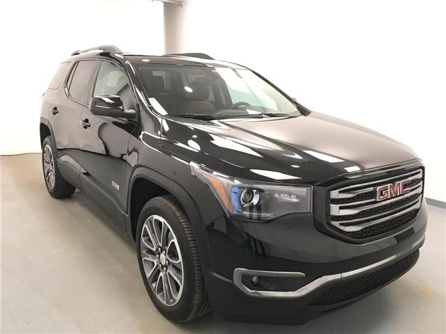 2017 GMC Acadia SLT-1 (Stk: 174523) in Lethbridge - Image 1 of 19